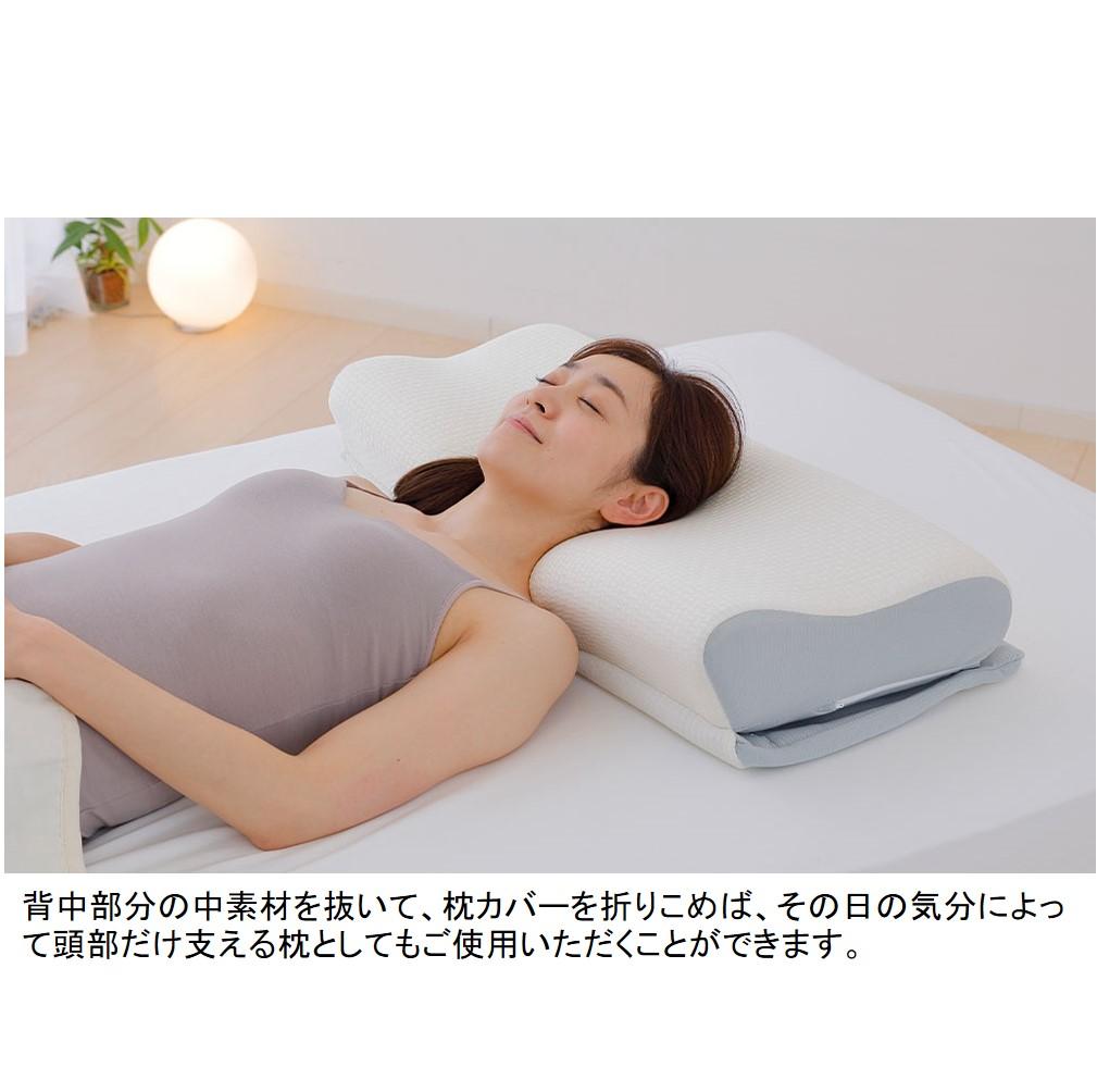 理想的な15度枕