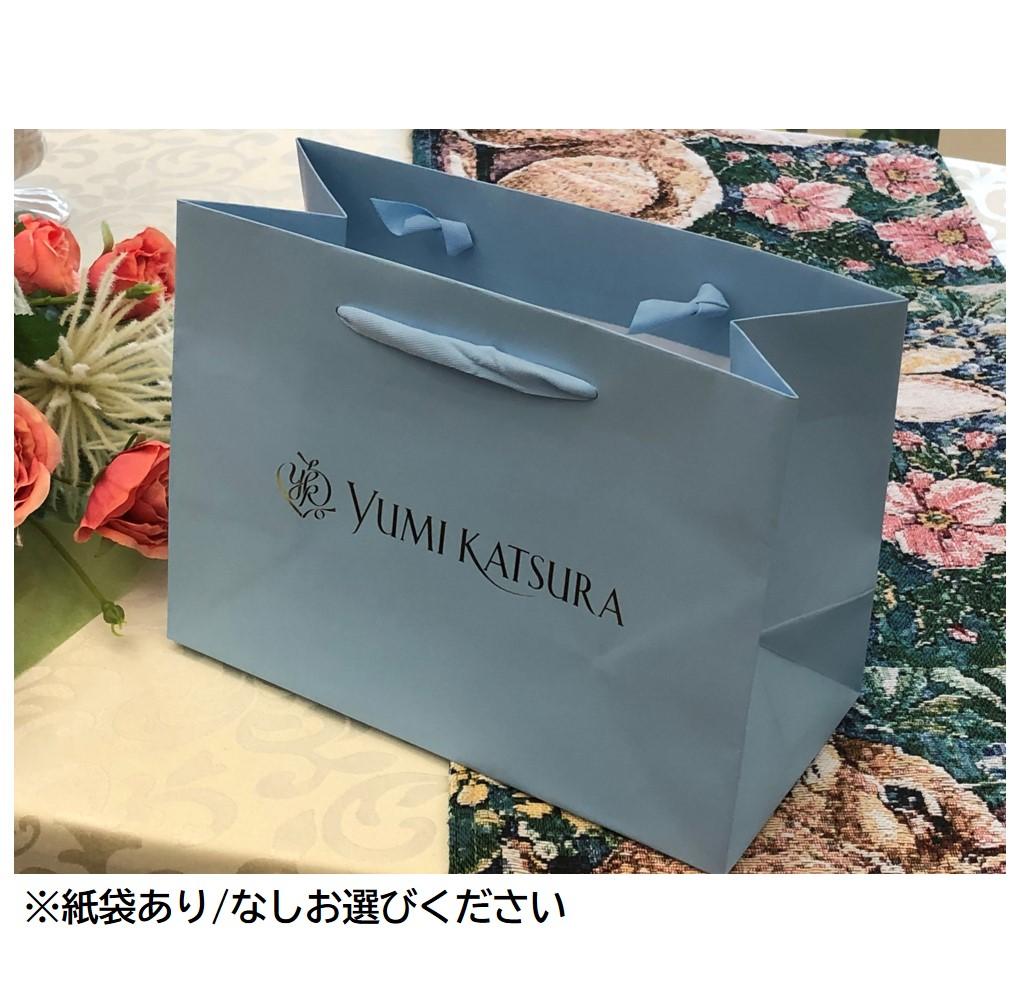 Yumi Katsura 1ct ダイヤペンダント ブルーダイヤ入り  【鑑別書付き】