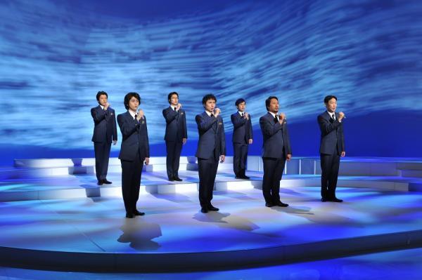 【DVD】FORESTA  日本の歌名曲選 第七章〜BS日本・こころの歌より〜