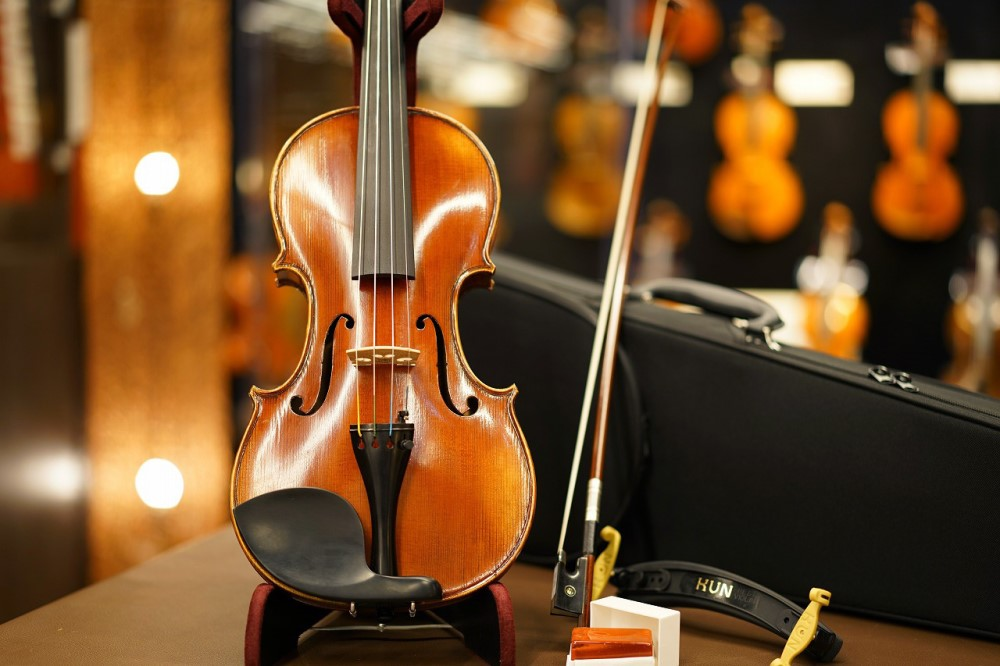 バイオリン【Rudolph Fiedler(ルドルフ フィドラー)】BSフジ限定セット