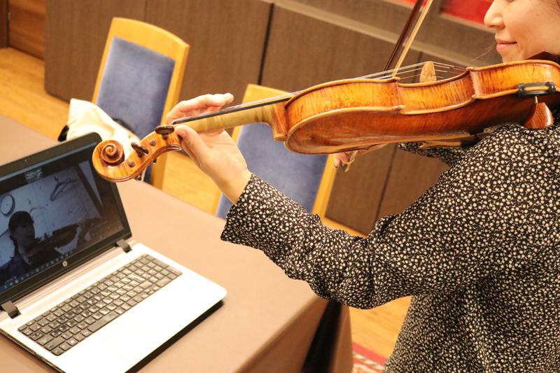 バイオリン【Roderich Paesold(ローデリッヒ・ペソルド) PA802J】BSフジ限定セット