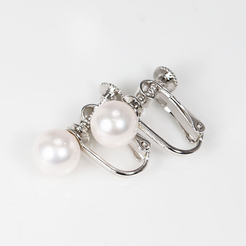 大丸松坂屋 大粒8−8.5mmあこや本真珠ネックレスセット