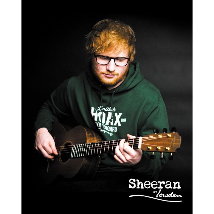 アコースティックギター Sheeran by Lowden W01