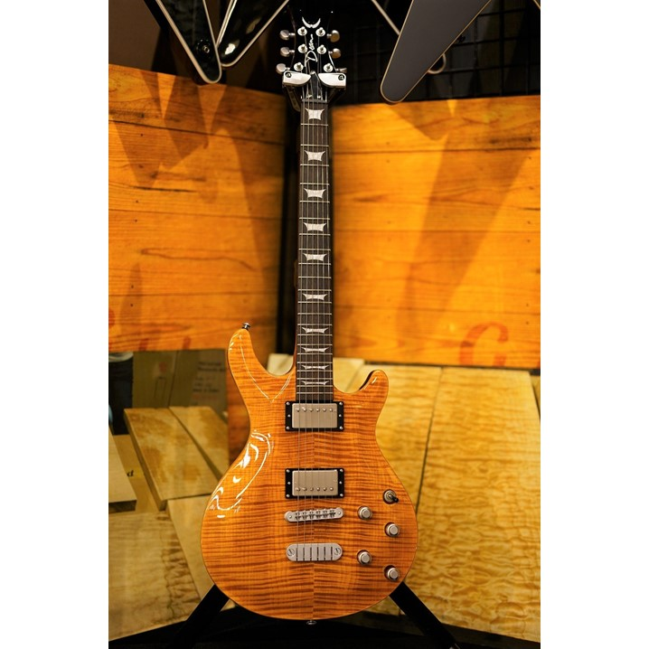 DEAN ICON FLAME TOP -Amber Burst-