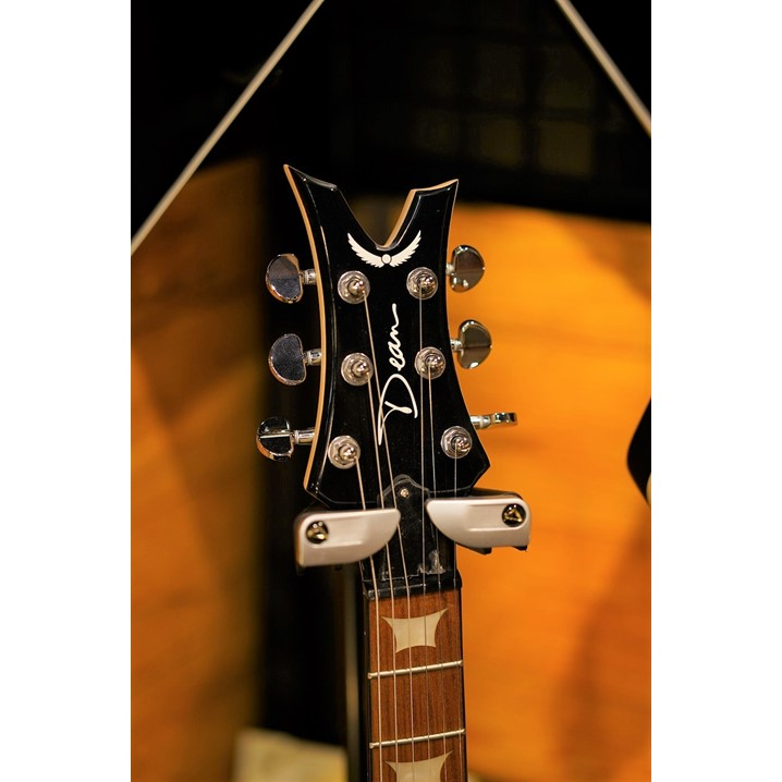 DEAN ICONX FLAME TOP -Charcoal Burst-
