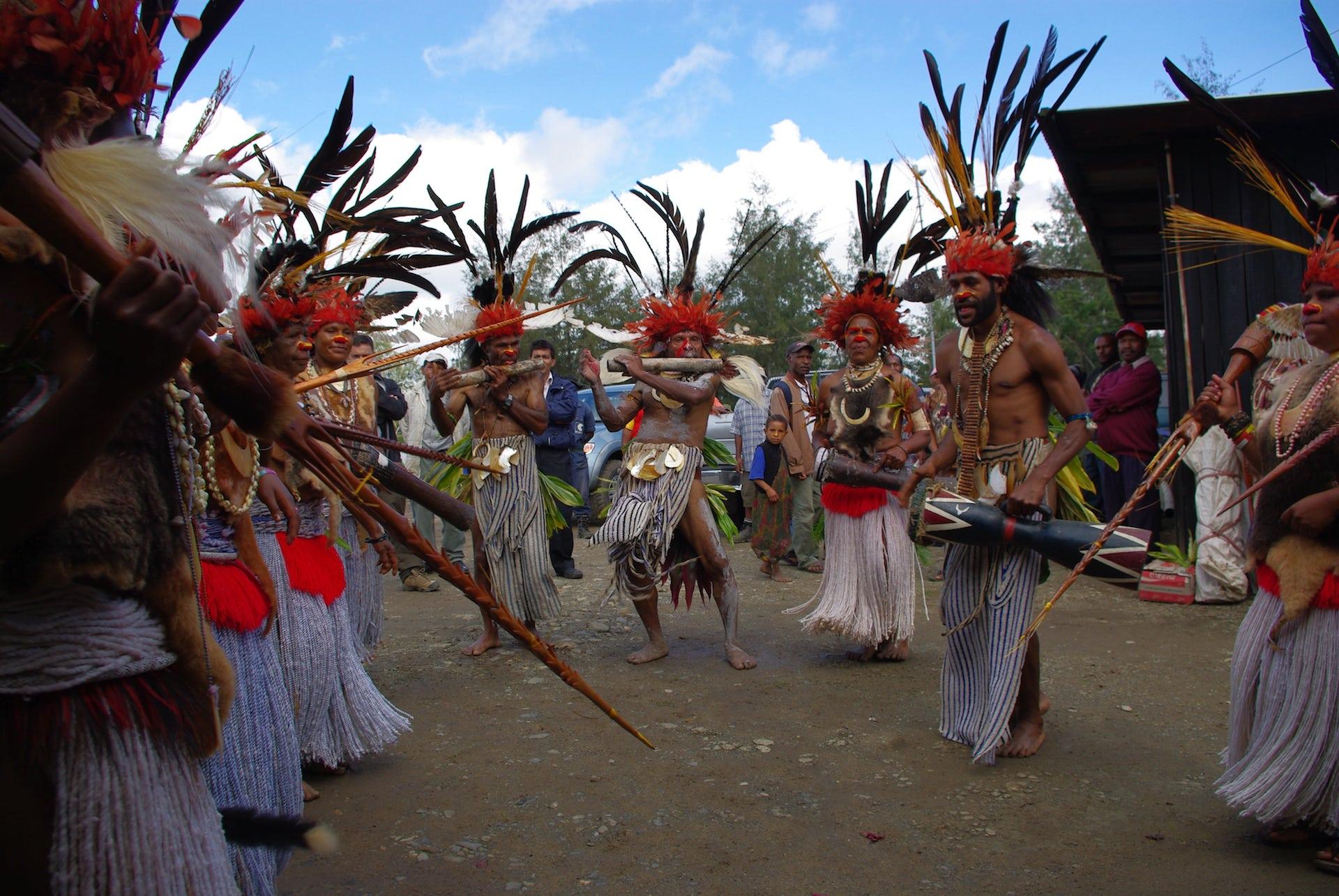 パプア・ニューギニア Tropical Mountain ハイロースト (100g〜300g)