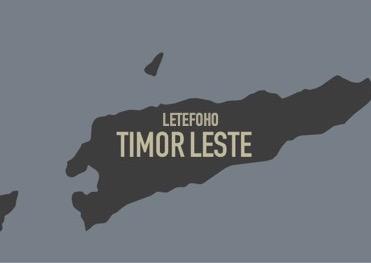 東ティモール Letefoho (100g~300g)