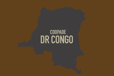 コンゴ民主共和国 Coopade シティロースト (100g〜300g)