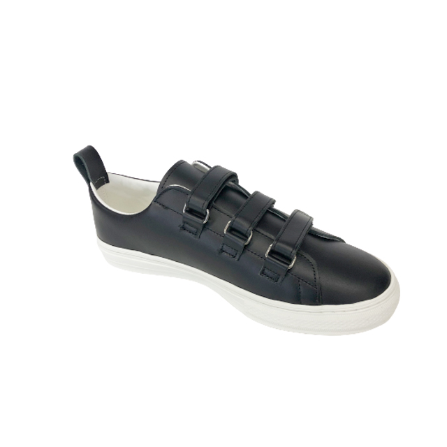 Bull Terrier Low Chubby 3strap Smooth Black