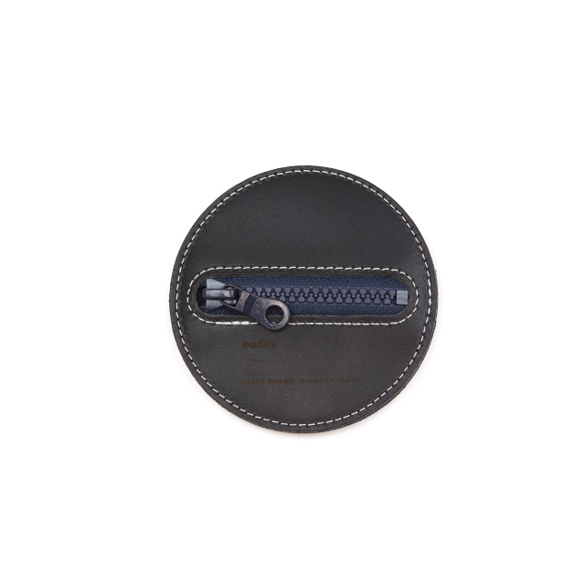 Flying Disc 10cm Black Navy