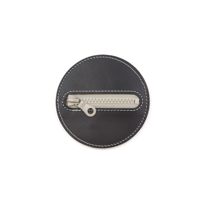 Flying Disc 10cm Black Gray