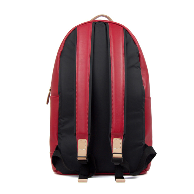 Fang Backpack Smooth Leather Red