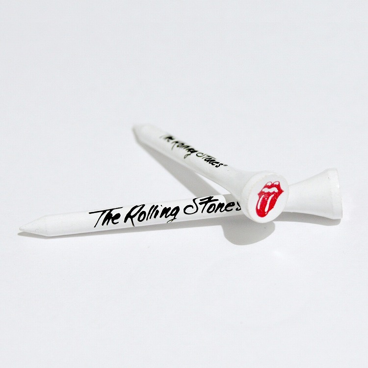 (The Rolling Stones GOLF)Tee Set