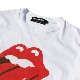 THE ROLLING STONES Tシャツ Vintage tongue