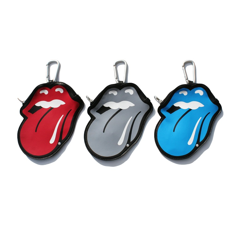 THE ROLLING STONES コインケース Vintage tongue