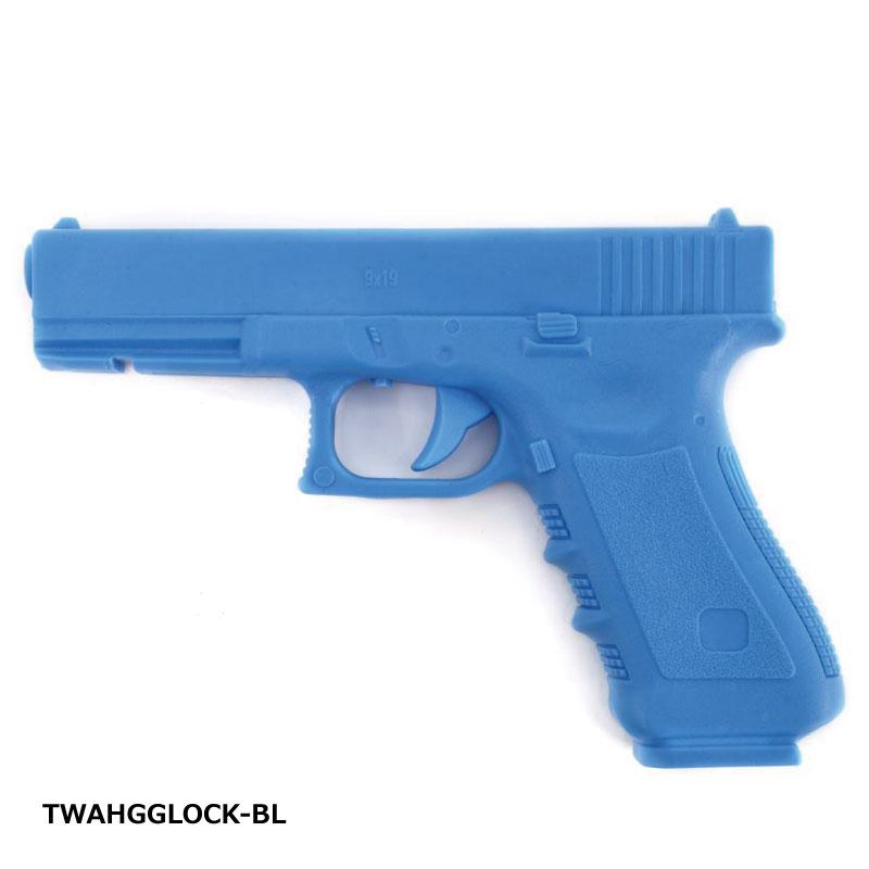 トレーニング用ABSガングロック17タイプ Gun Simulator GLOCK17
