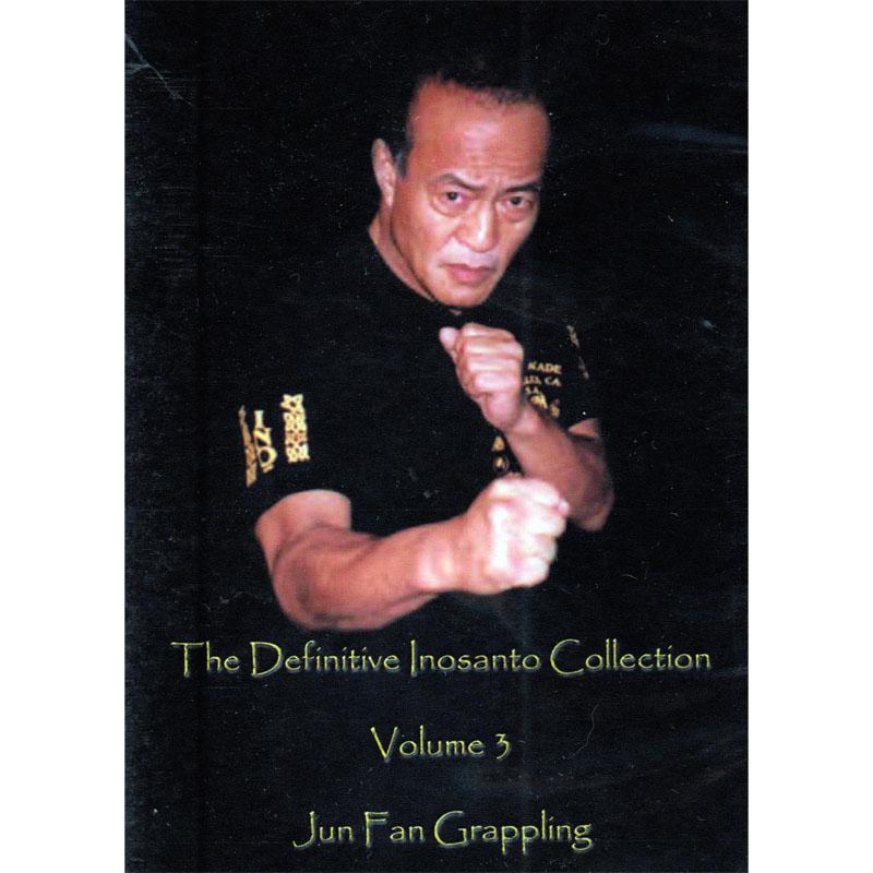 DVD ダン・イノサントコレクション Vol.3 ジュンファン・グラップリング編