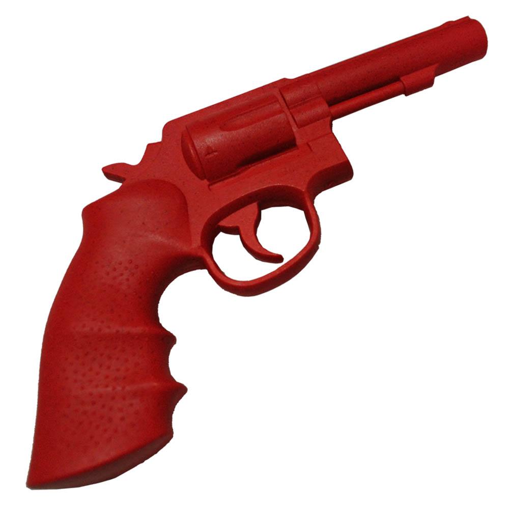 トレーニング用ABSガン S&W(スミス&ウェッソン) M10 リボルバータイプ Training Gun 赤