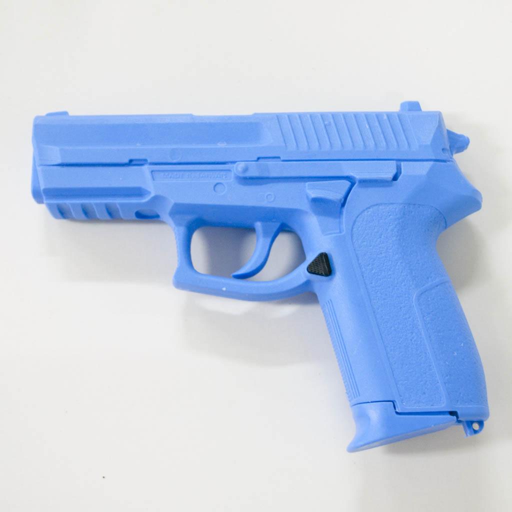 トレーニング用ABSガン SIG P220 Training Gun 青 マガジン着脱可