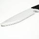 アルミ製トレーニングナイフ (大) 片刃・タクティカルナイフトレーナー 黒