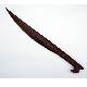 限定 カマゴン製 タリボン・ソード カリ/エスクリマ kamagong talibong sword