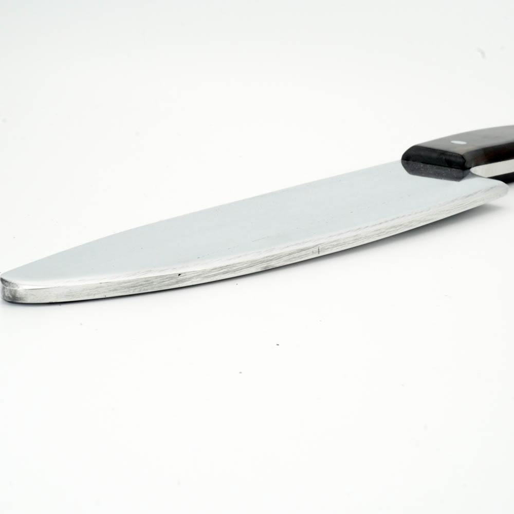 アルミ製包丁型トレーニングナイフ キッチンナイフトレーナー 木製グリップ