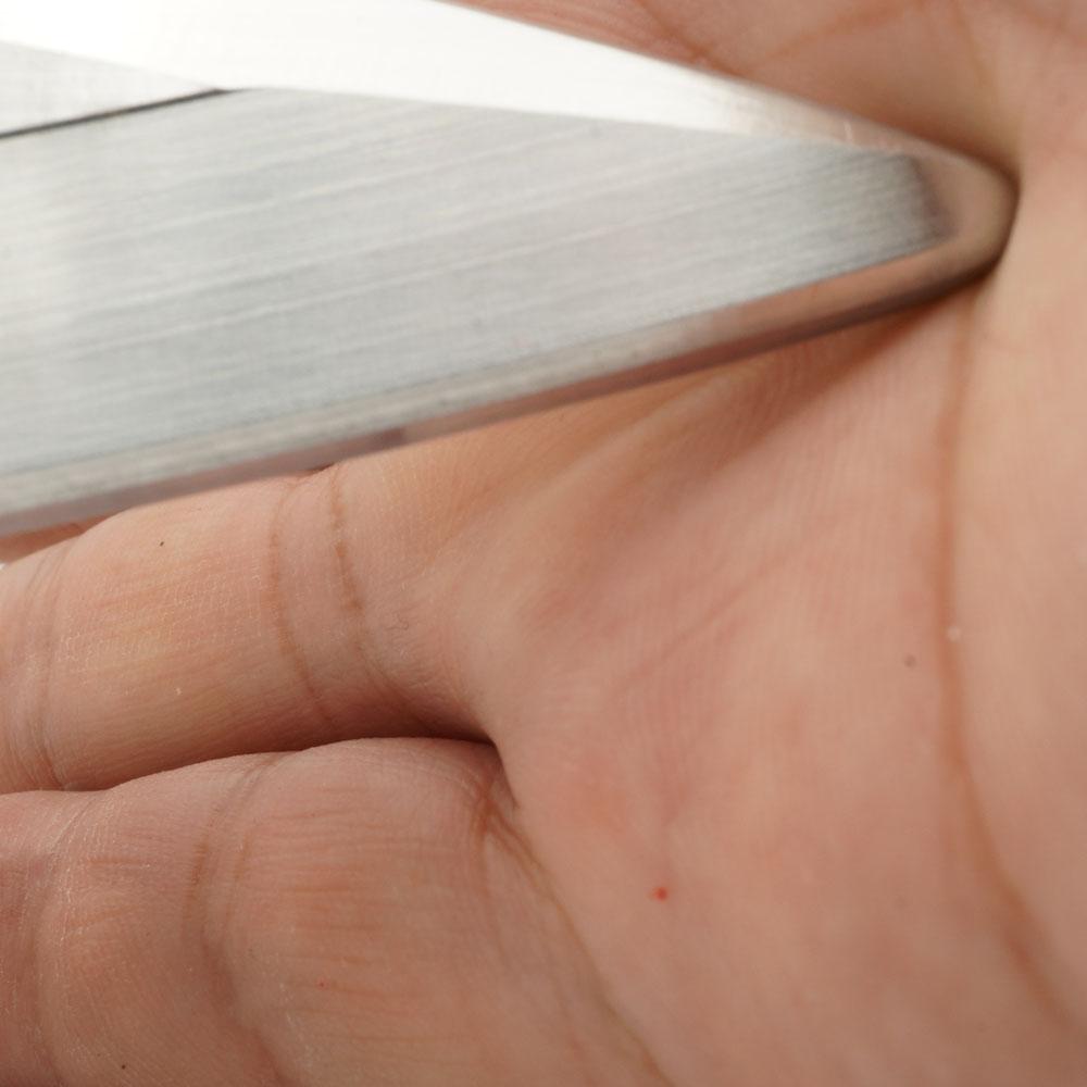 トレーニング用 アルミ製模擬短刀 Tanto Trainer 茶