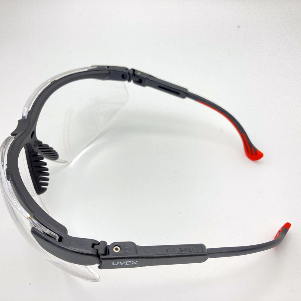 ドイツUVEX ポリカーボネイト製 セーフティグラス TYPE.2