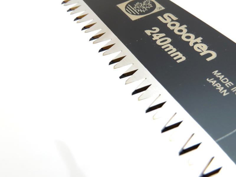 サボテン 替刃式剪定鋸 替刃 240 RB-2341
