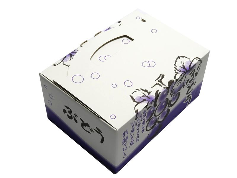 手さげ箱 OT-1.5 ぶどう 約1.5�用 (50枚入)