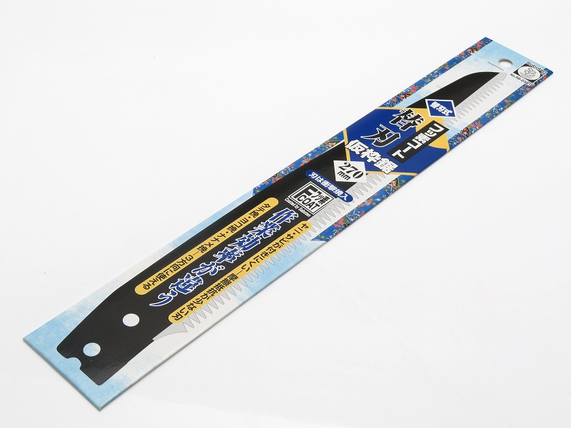 サボテン フッ素仮枠鋸替刃 270 RB-2381