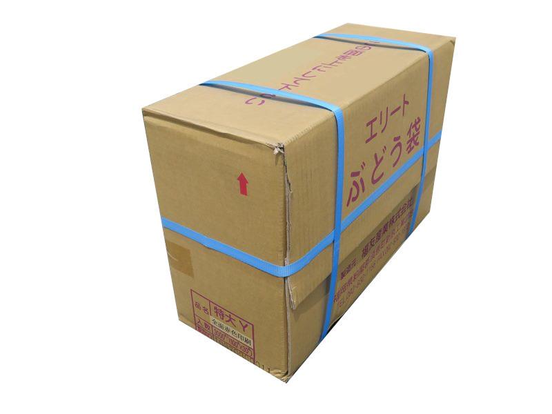 緑ぶどう専用 特大袋 赤 220×320(エリート 特大 赤)3000枚/箱