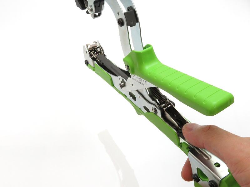 マックス (MAX) 園芸用 結束機 テープナー HT-B (LU) エントリーモデル 新製品