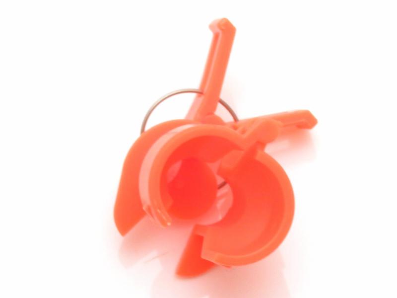 カサジゾウ オレンジ色(50入)