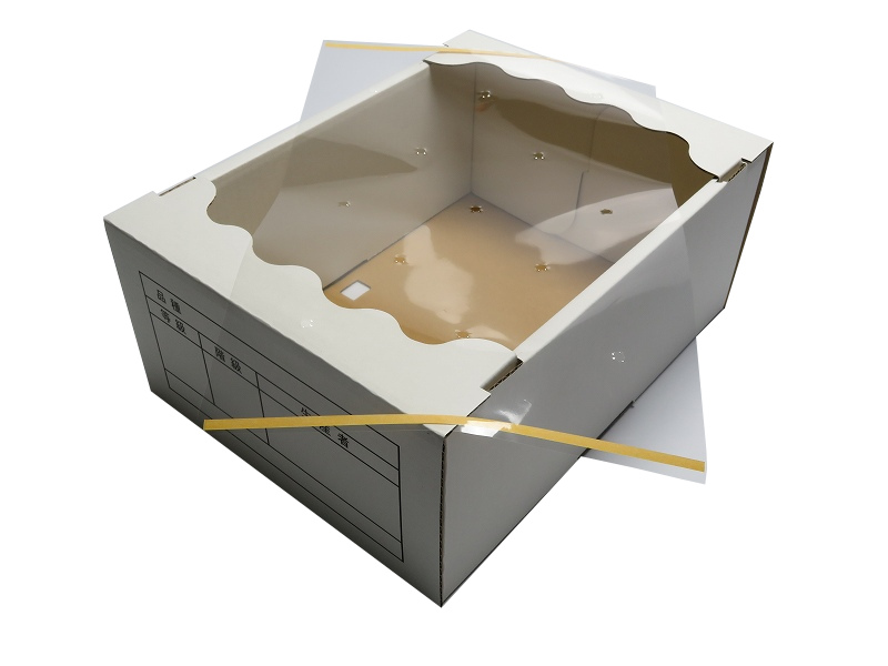 OPフィルム 透明 247×390 化粧箱用 50枚/袋