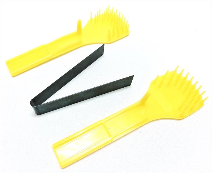 摘蕾グシ ぶどう作業専用 摘粒労力の軽減 果粒肥大促進