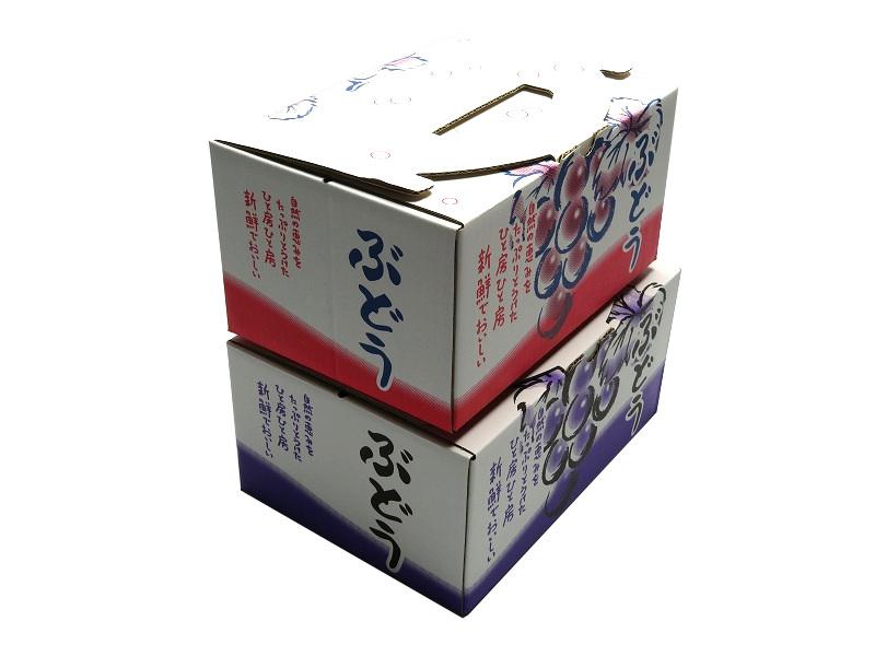 手さげ箱 OT-1 深箱 大粒ぶどう 約1�用 (50枚入)