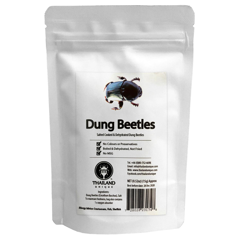 Dung Beetles 8g(フンコロガシ8g)