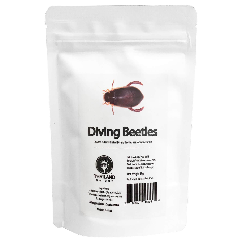 DivingBeetles15g(ゲンゴロウ15g)