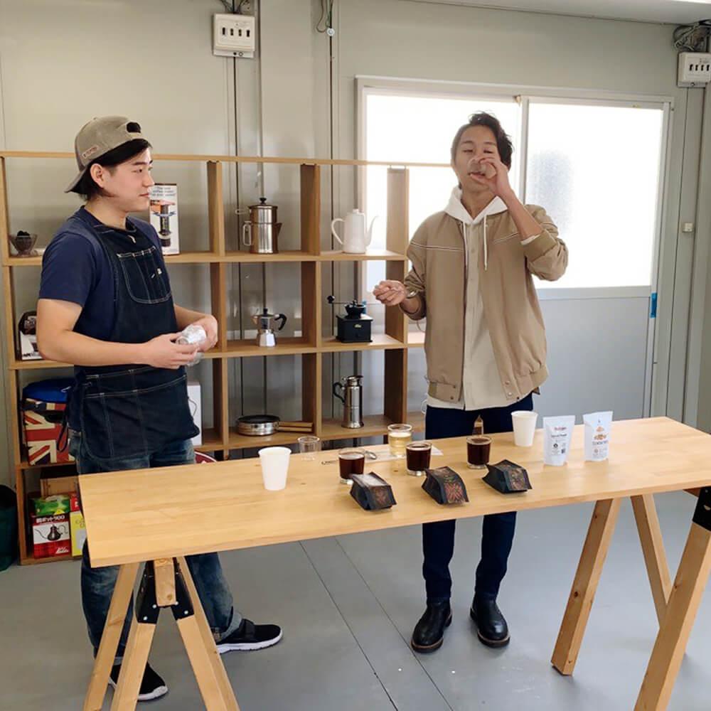 グラスホッパー ブレンド コーヒー(コロンビア)