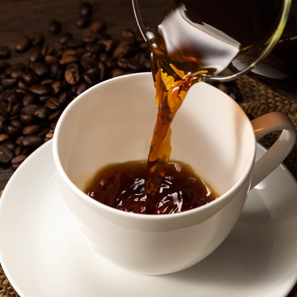 クリケット ブレンド コーヒー(ブラジル サントス)深煎り