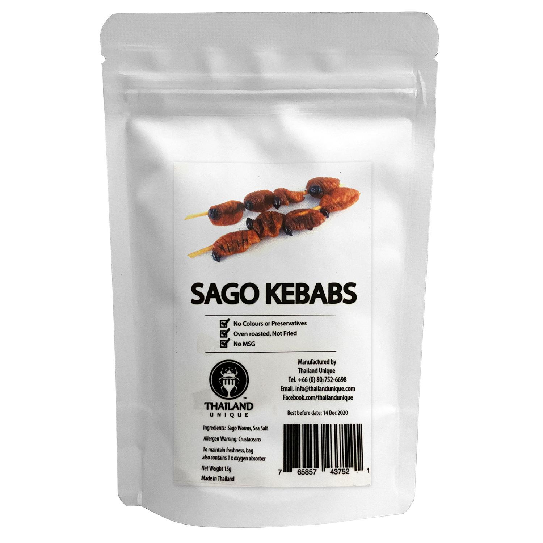 Sago Kebabs 15g(サゴケバブ15g)