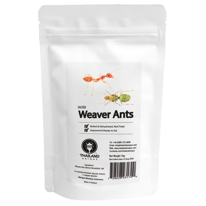 WeaverAnts10g(ツムギアリ10g)x 10袋