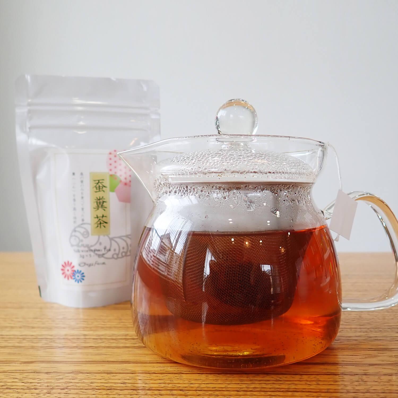 中国産 蚕糞茶 100g
