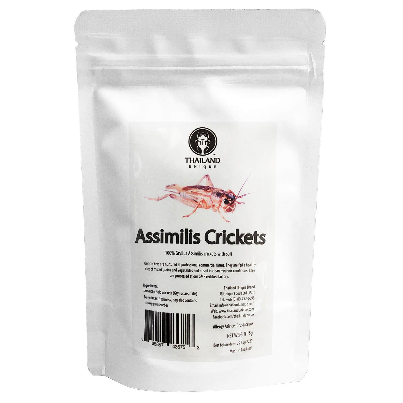 Jamaican Crickets 15g  (ジャマイカンコオロギ15g)