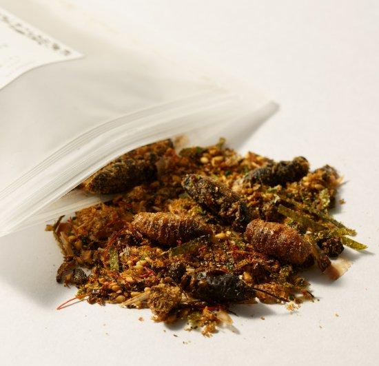 【昆虫ふりかけ】 白米用 昆虫ミックス