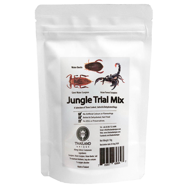 Jungle Trial Mix2 10g(ジャングルトライアルミックス2(アジアンフォレストスコーピオン)10g)x 10袋