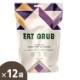 Eat Grub 100%ナチュラル クリケットプロテインパウダー(食用コオロギパウダー) 100g x 12袋