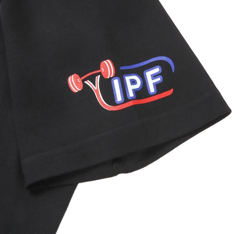 鬼 Tシャツ IPFロゴ 送料無料