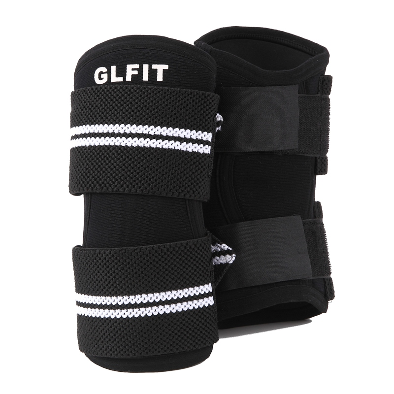 GLFIT X エルボースリーブ カスタム 肘サポーター 左右バラ売り 送料無料